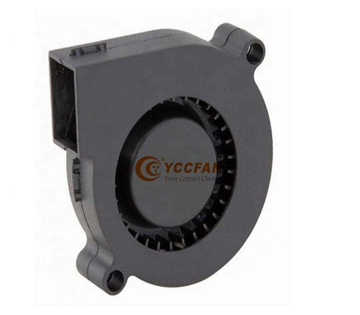 UL CE Approved Small blower fan 50x50x15mm 5v 12v 24v dc centrifugal fan