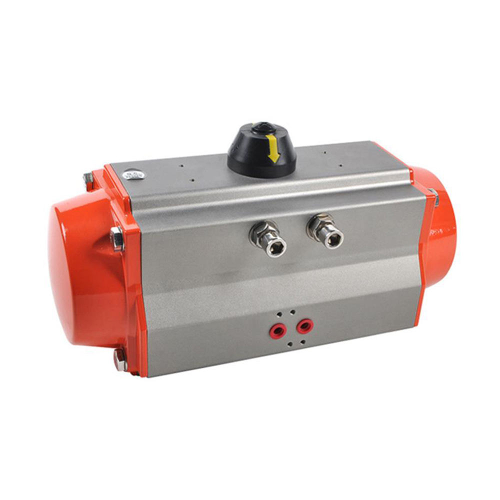 90 Degree Rotary Double Acting Pneumatic Valve Actuator