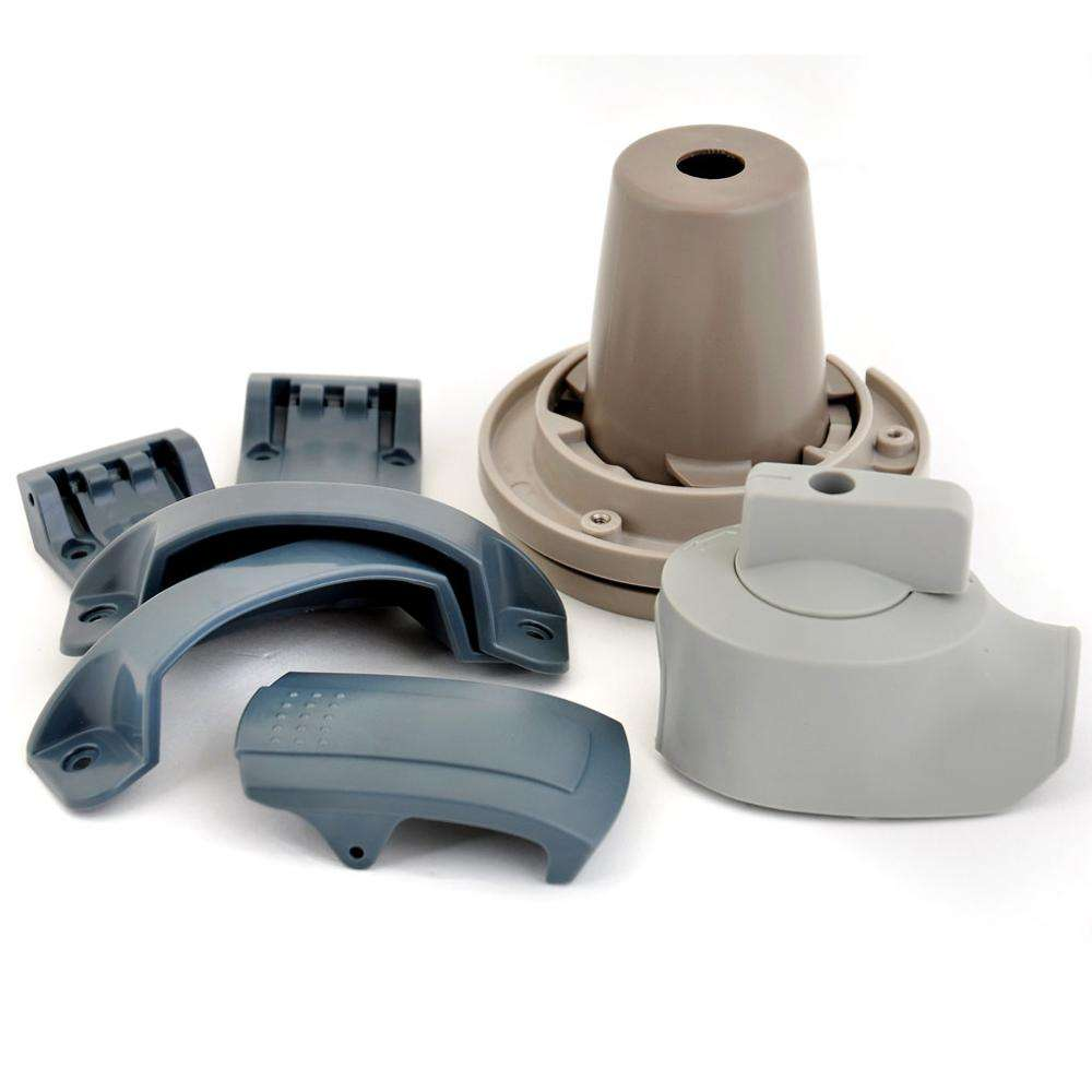 ABS/PP/PMMA custom mold plastic molding molded plastic injection moulded parts