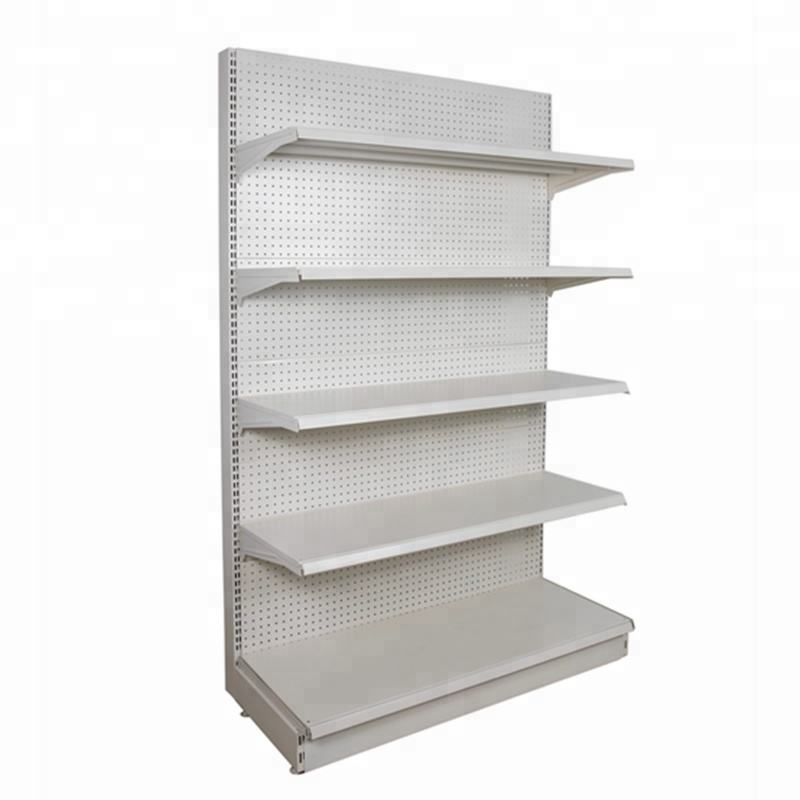 6 tier audio video motion supermarket shelf from Suzhou factory