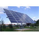 solar pv ground mounting system excellent quality hot sale sun tracking solar panel mount