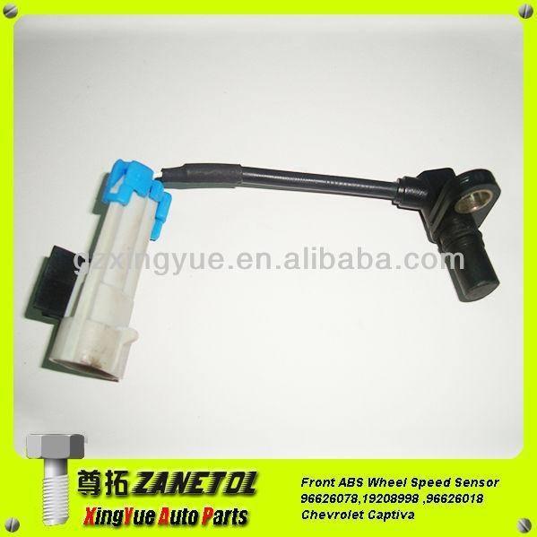 ABS Wheel Speed Sensor Front Left Right 96626078 For Chevrolet Saturn 2007-2013