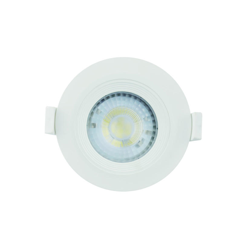 Commercio All'ingrosso di alta Qualità Su Ordinazione A Buon Mercato ha condotto il downlight 55 millimetri cob led luce del punto del soffitto ip65 led montato superficie da incasso