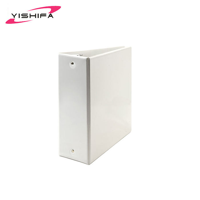Eco-friendly plastic material standard Ring Binder presentation folder with good price