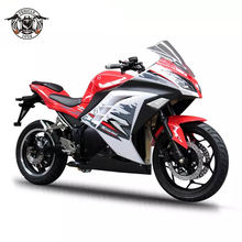 Adult R3 Racing Electric Motorcycle 150km/h Hot Selling 10kW