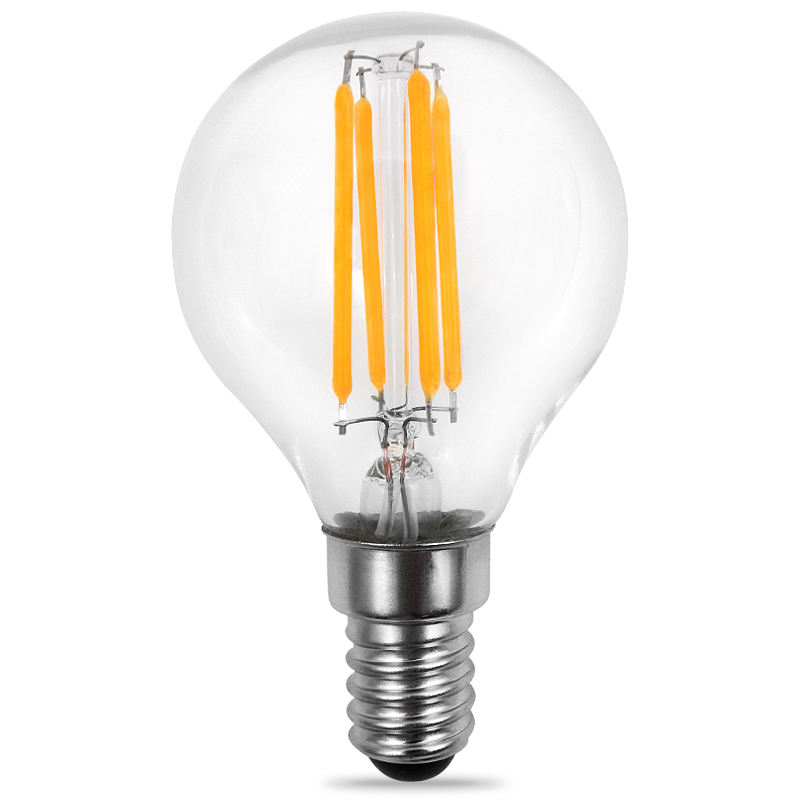 Led Filament <span class=keywords><strong>Lamp</strong></span> E12 <span class=keywords><strong>E14</strong></span> 2W <span class=keywords><strong>4W</strong></span> Dimbare G45 Led Gloeilamp 2700K G45