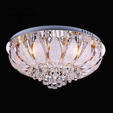 Luxury Cristal Ceiling Light With Bluetooth MP3 and remote control