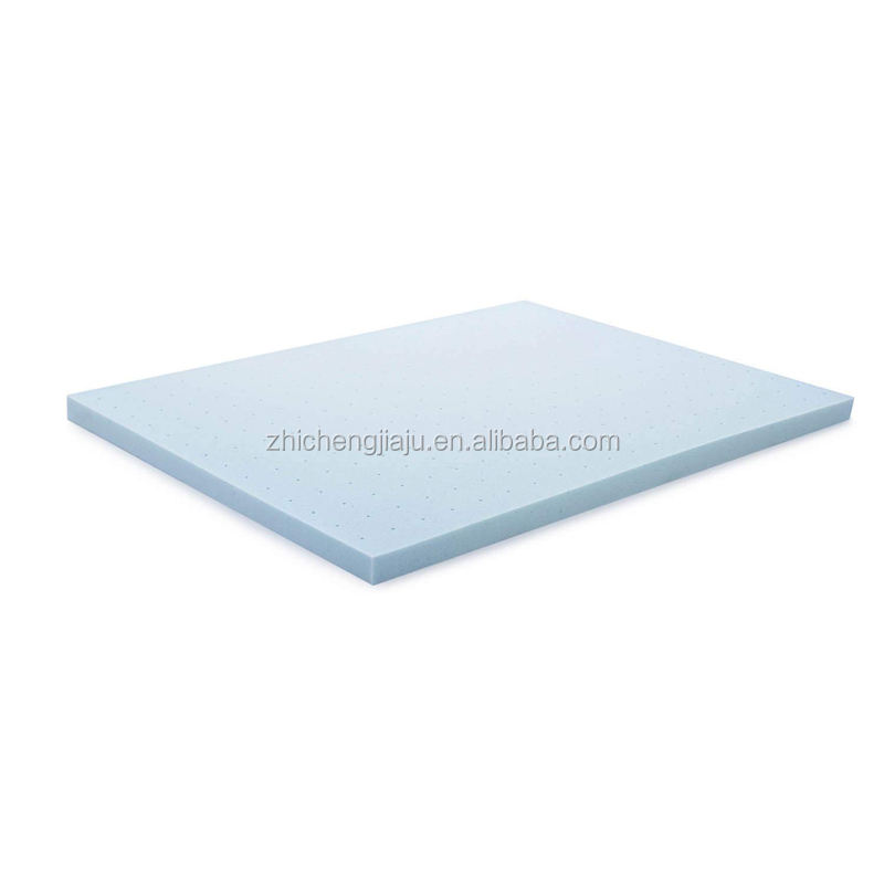1 inch 2 inch 3 inch <span class=keywords><strong>4</strong></span> inch Temperatuur Gratis Cooling Gel Memory Foam Latex <span class=keywords><strong>Matras</strong></span> <span class=keywords><strong>Topper</strong></span>