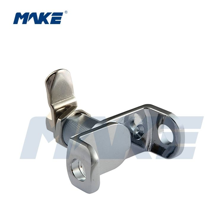 Locker Lock MK402-1 Zinc Alloy Hook Locker Lock Latch Hasp Lock Work With Padlock