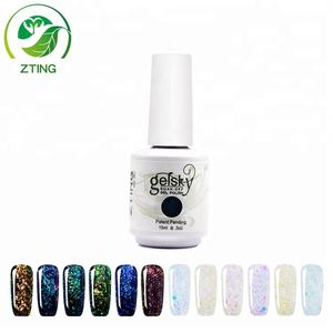Chian Nail Supplies Professionals Gel Nail Polish Starter Kit Curing For Led Uv Lights