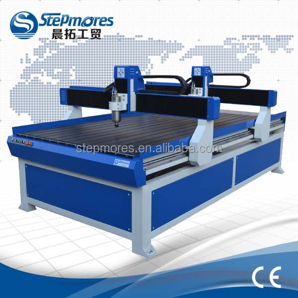 2.2kw 3 axis cheap best carpenter cnc router cnc lathe SM1224-2G machine
