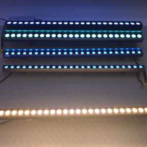 Daya Tinggi LED RGB Dimmable LED Wall Washer untuk Facade Lighting