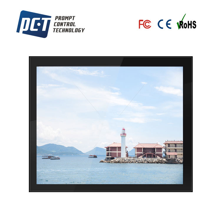 15 inch open frame all in one touch screen pc for restaurant menu pos