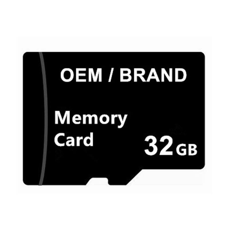 Can oem memory card high quality tf card 1gb memory 32gb