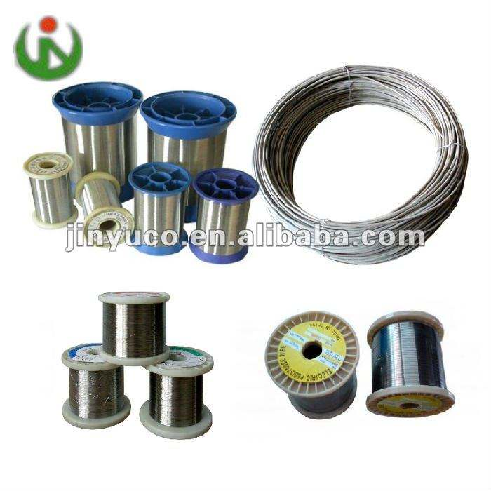 Resistance heating wire Iron-chromium-aluminum flat wire