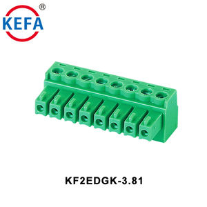KF2EDGK-3.81mm 선 screw terminal block