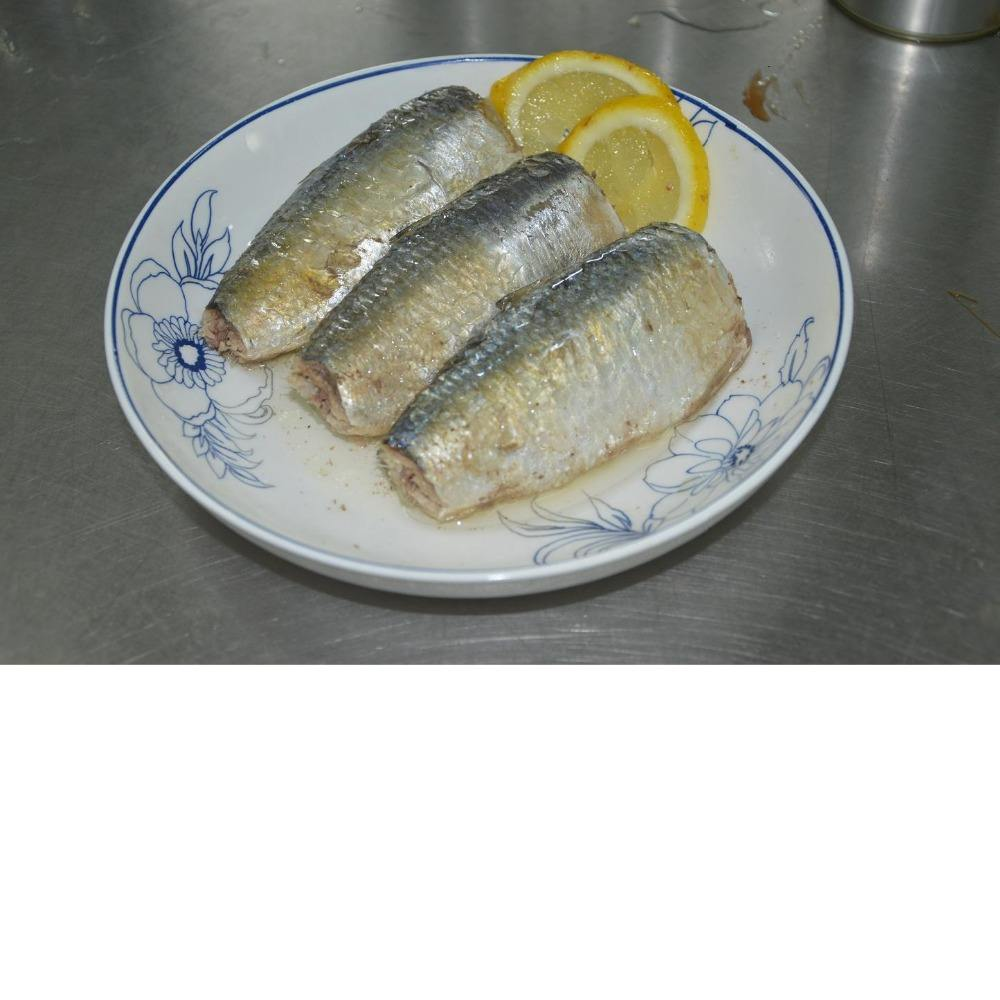 Canned sardine fish producer canned sardine
