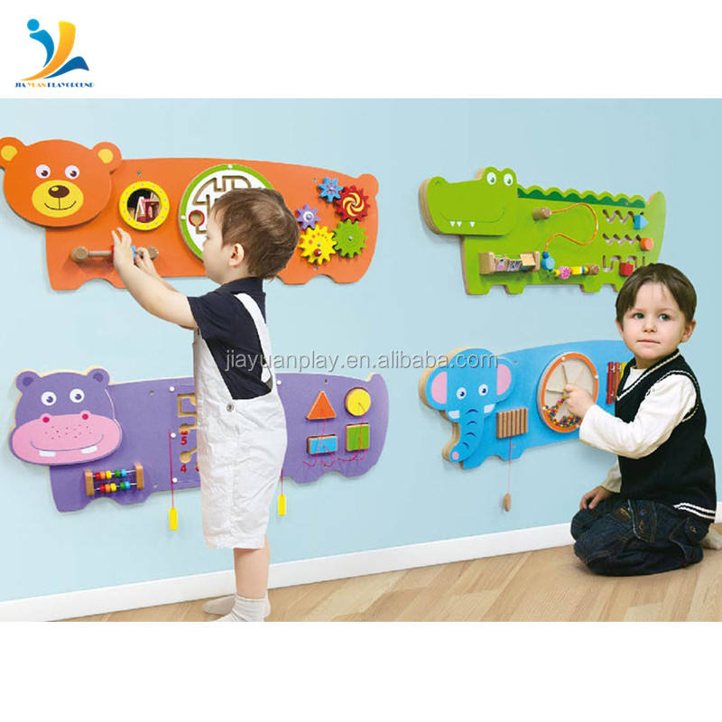 wall game for toddler indoor playground equipment