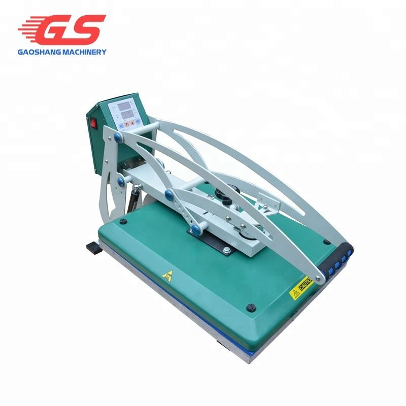 Manual Clam-shell Heatpress 40x50 Machine For Sale