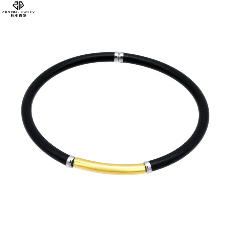 Chic new design quality chinese products leather elastic bracelet for sale