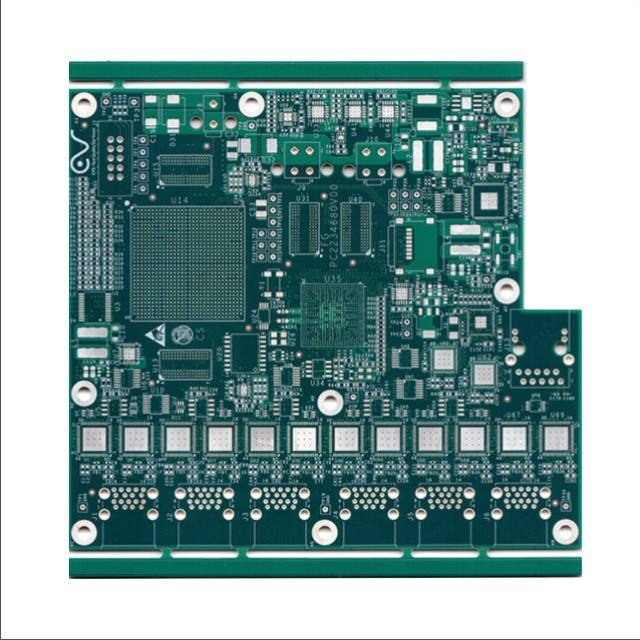 Multi-Layer PCB 6 Layer Fr4 with Minimum Width 8 Mil