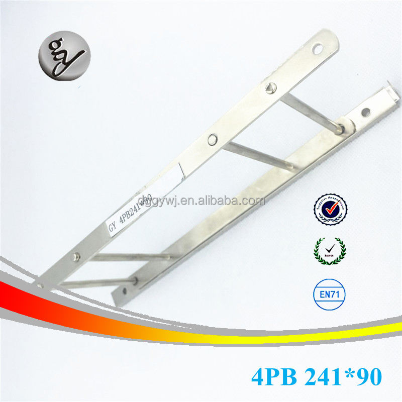 6/27 metal ring binder mechanism/4 post binder/pin clip