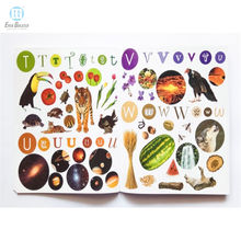 Adhesive Creativity Colorful Decor Kiss Cut sticker book for kids removable sticker book Custom Sticker Book
