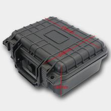 protection sports waterproof equipment box flight case with frosted surface for weapon