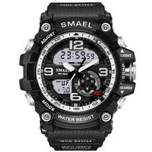 China watches manufacturer SL1617 mens waterproof 5ATM  analog digital wrist watch