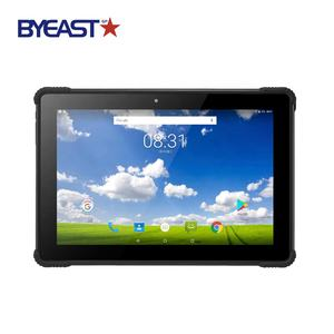 Factory price cheap 10 inch IP54 waterproof ip68 rugged tablet 4g lte