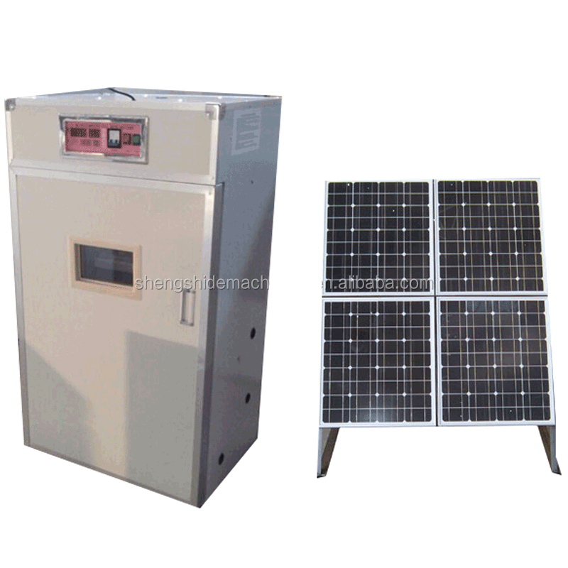 New type automatic solar chicken egg incubator
