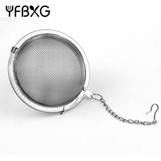 Chinese supplier wholesale tea maker stainless steel wire mesh tea infuser strainer