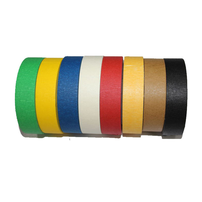 EONBON High Quality Free Samples Wholesale Colored Masking Tape From China Supplier /