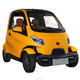 EEC L7e L6e electric car 4KW electric LHD vehicle 2 seater cheap price