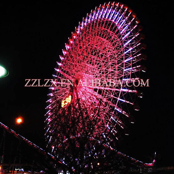 China manufacture customized giant ferris wheel