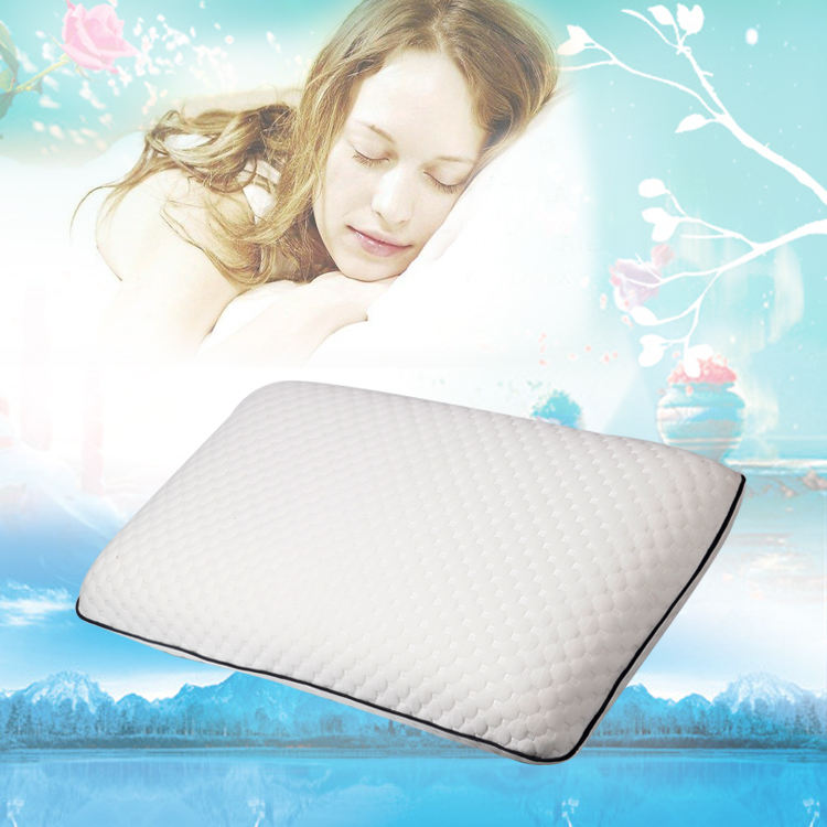 Chinese suppliers aloe vera memory foam pillow Icy coldgel pillow Bamboo fiberpillows home decor