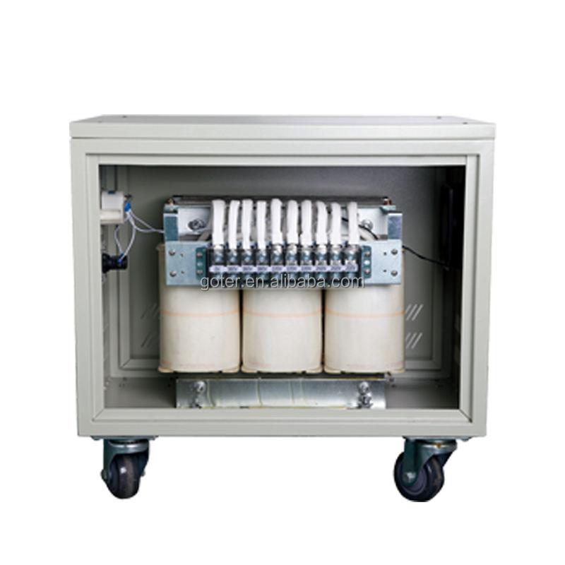 Shenzhen Custom Eléctrico Trifásico Transformador de 25KVA Precio para Equipos de Producción Industrial