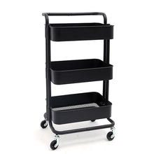 3 -Tier Heavy Duty Mobile Storage Organizer For Home Storage