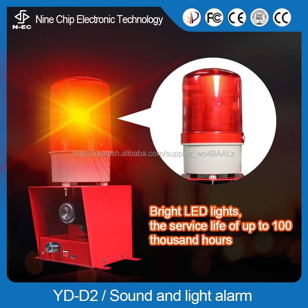 Led luz de advertencia, Alarma de Hornos con precio de fábrica