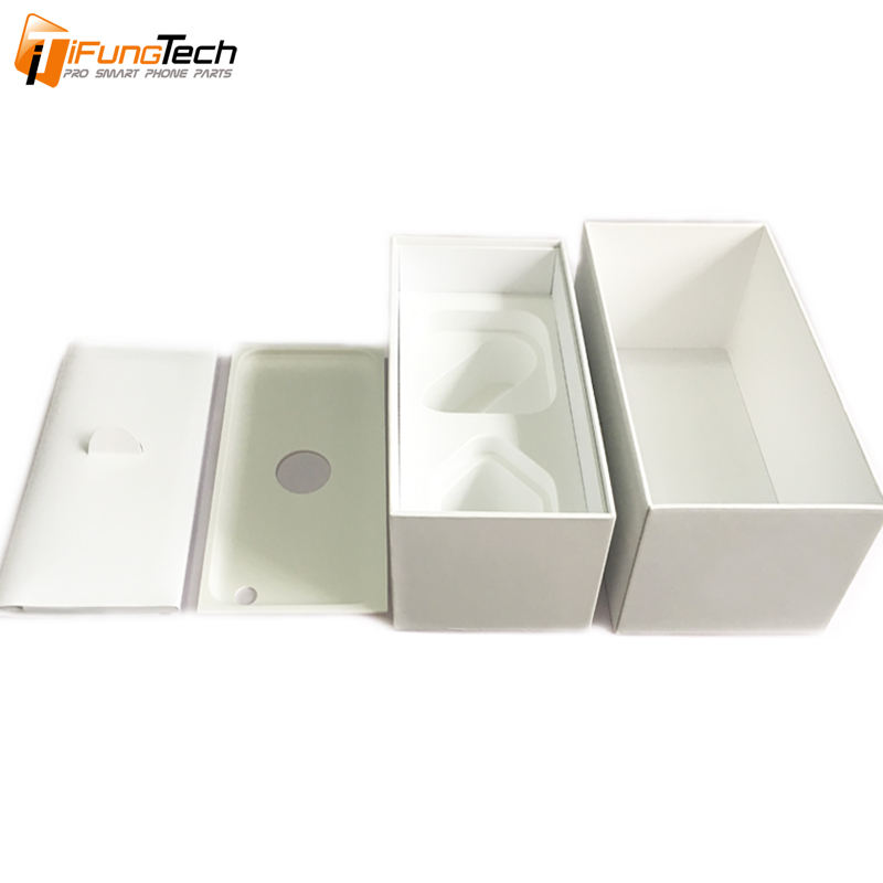 High Quality White Box for iPhone 4 4S 5 5S 5C SE 6 6P 6S 6SP 7 7P Package Box