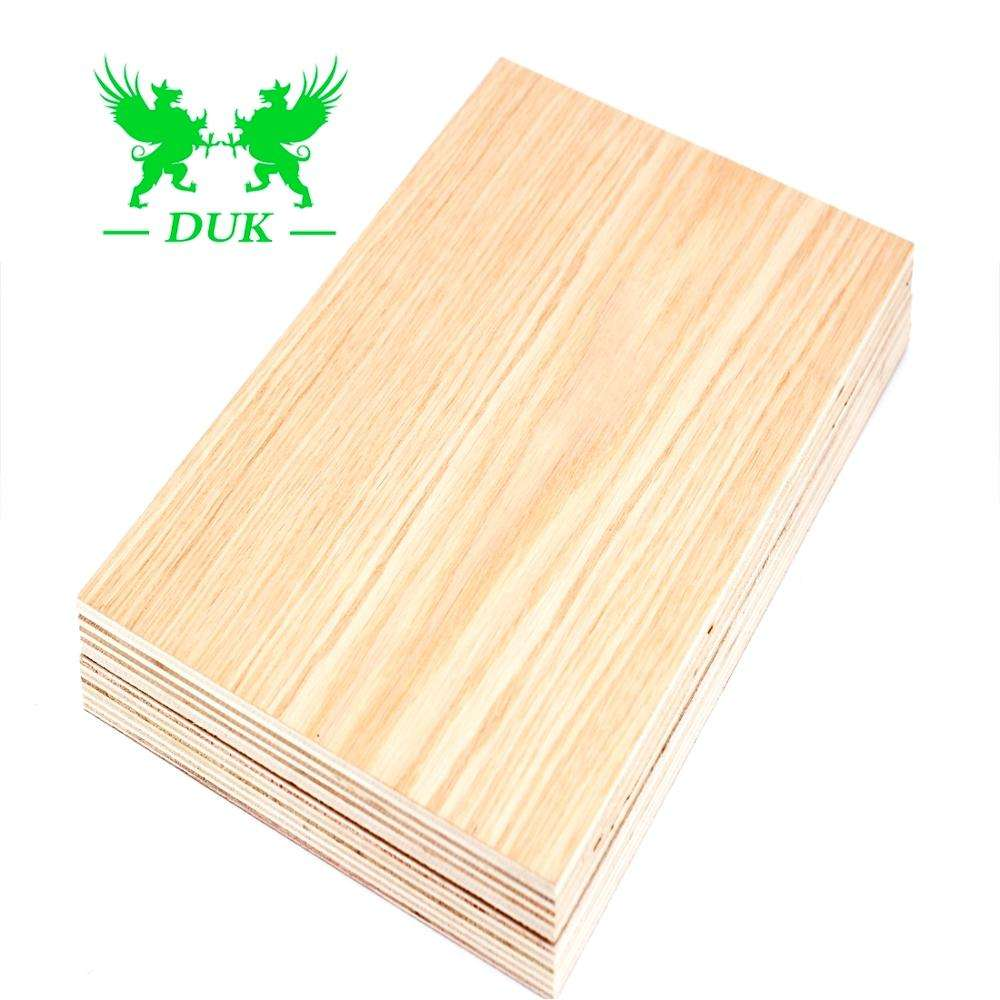 4.5MMX1220X2440 Red Oak Fancy Plywood