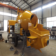 Concrete Concrete Distributor 2020 Trailer Mounted Concrete Mixing Pump With Electric Diesel Motor Mobile Ready Concrete Mixer With Pump Portable