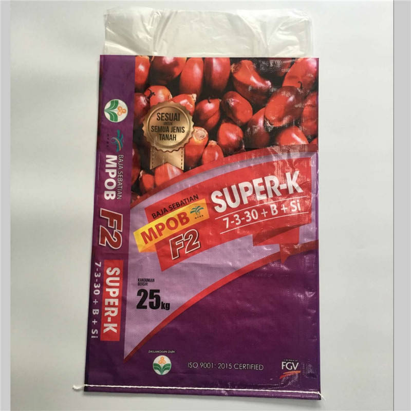 2013 Washing Powder Bag pp woven package bags