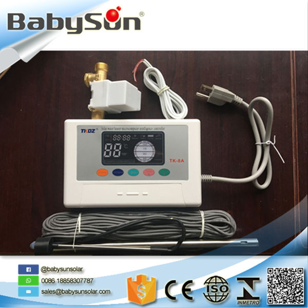 New Model Low price solar water heater controller tk-8a for solar heater
