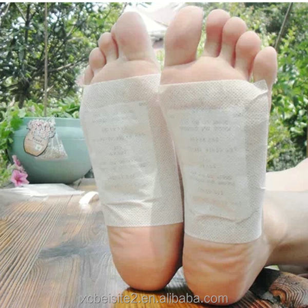 wholesale detoxification clear radiation cure fatigue body detox foot patch