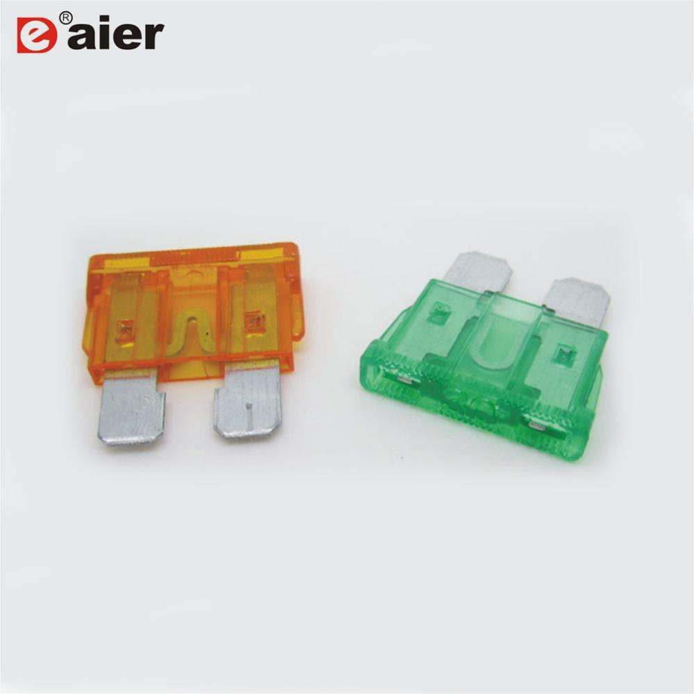 5Pcs Micro3 Fuse Automotive ATL 30A 3 Prong Micro Blade Fuse For Ford Focus T2