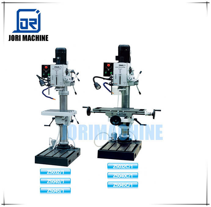 Z5032-1 Max. drilling capacity 32mm vertical driller machine/pillar/upright/vertical drilling press on sale