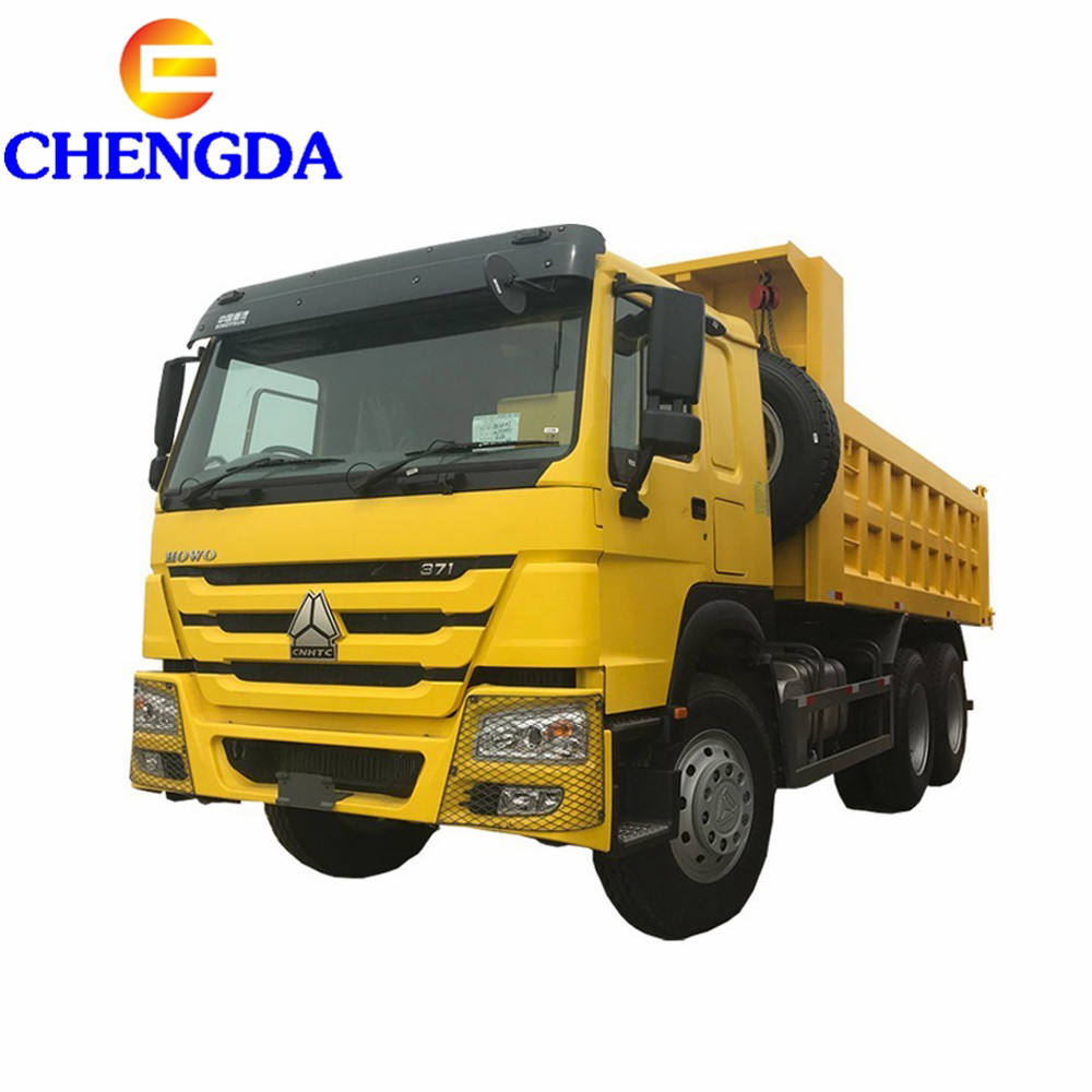 china national heavy duty truck group co., ltd Sinotruk Dump truck