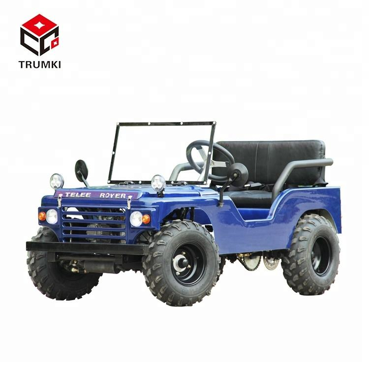 Мини джип для детей 110cc Willys Jeeps