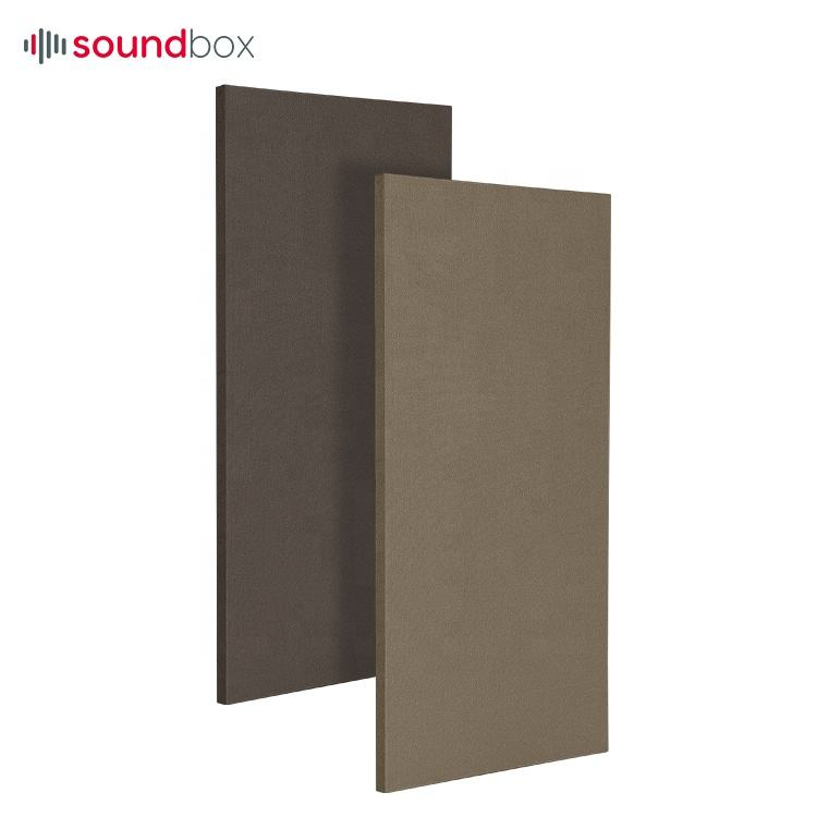 Acoustical Fabric Wall Covering、Fabric Acoustic Wall Panelsためスタジオ